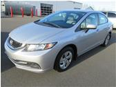 Honda Civic Sedan 4dr CVT LX